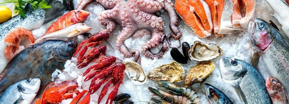 il pesce e la sua stagionalità